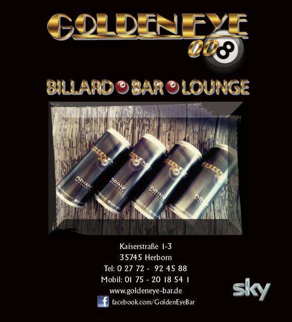 Goldeneye 01.09.2017 aktuell